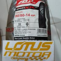 Ban Fdr 90/80-14 Sport XR Evo tubless