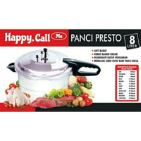 Panci Presto Happy Call 8 liter