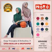 jilbab olahraga Jilbab Sport Bergo Sporty Sporty Hijab sport khimar