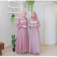 Terminal Grosir | Gamis Wanita Muslim Termurah | Ivora Dress