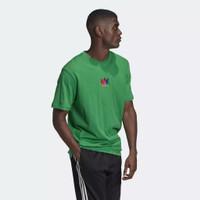 baju adidas ORIGINAL 3D Trefoil Graphic Tee GE0835 kaos T shirt