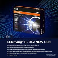 Lampu LED Putih OSRAM LEDriving XLZ H1 H4 H7 H8 H11 H16 HB3 HB4 HIR2
