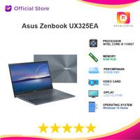 Asus Zenbook UX325EA i5 1135G7 8GB 512ssd IrisXe 80EU OHS -EG551TS