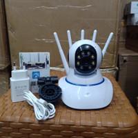 IP Kamera TERBARU CCTV Wifi | IPCAM WIRELESS 5 Antena YY/Yoose