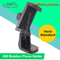 360 Phone Holder Tongsis Monopod Tripod Mount Phone Holder HP