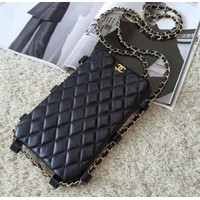 mini sling chanel classic / tas handphone