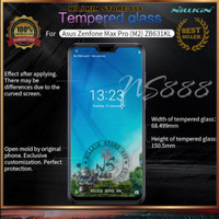 ASUS ZENFONE MAX PRO M2 ZB631KL NILLKIN AMAZING H TEMPERED GLASS CLEAR