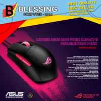 Mouse Gaming ASUS P512 ROG STRIX IMPACT II EP / Mouse USB ASUS P512