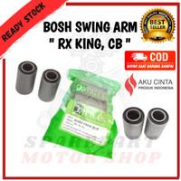 Bosh Bos Bush Arm Arem Fork Yamaha Rx King Spesial Fiz R Force 1 Vega