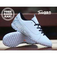 Sepatu Futsal Nike Mercurial 13 Academy Neymar JR Olahraga Pria - Putih, 39