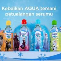 Aqua Frozen II Anna Elsa Olaf Kristoff Air Mineral 450ml