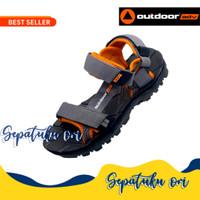 Sandal Outdoor Adventure Coloseum 2 Grey Original | Sendal Gunung Pria