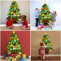 Bobobebe Christmas tree pohon natal anak DIY