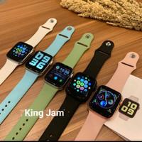 SmartWatch Fundo Pro Watch Telepon Model Apple Watch 5 T500 iwo 10