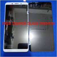 Lcd Oppo F5/F5 Youth/A73 ORI Black&white+Ts Fullset