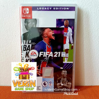 Switch FIFA 21 / FIFA21 / FIFA 2021 Legacy Edition