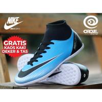 Sepatu Futsal Desain Nike Mercurial superflyx VI Elite Ukuran 38-43