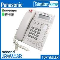 Panasonic Telp KX-TS880 / Telepon Rumah/ Telepon Kantor/ Telepon Hotel
