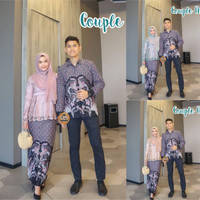 baju couple kebaya batik bruklat termurah