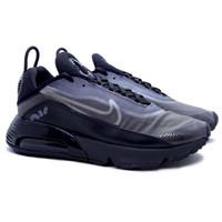 Sepatu Running Nike Air Max 2090 - Black/White BV9977 001 Original
