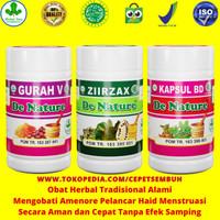 Obat Herbal Mengobati Amenore Melancarkan Haid Menstruasi Secara Alami