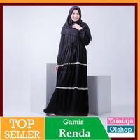 Baju Long Dress Hijab Baju Gamis Renda Murah Baju Gamis Wanita Terbaru