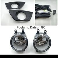 Fog Lamp / Lampu Kabut Mobil Datsun Go