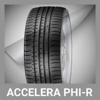 Ban Accelera PHI R 205/50 R15