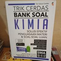 TRIK CERDAS BANK SOAL KIMIA SMA KELAS 10-11-12