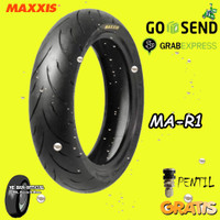 BAN MOTOR VESPA MAXXIS MA R1 130/70 RING 12 soft compound