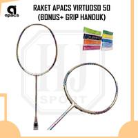 Raket Badminton Apacs Virtuoso 50 Bonus Grip