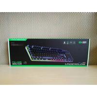 KEYBOARD GAMING NYK KR-301 RGB UNDERGLOW