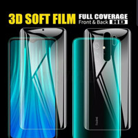Hydrogel Oppo A9 2020 A5 2020 Anti Gores Depan Belakang Full Cover