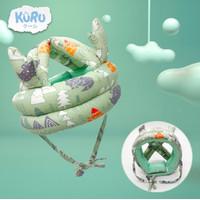 KURU Baby - Toddler Safety Hat / Helmet - Topi Pengaman Bayi & Anak