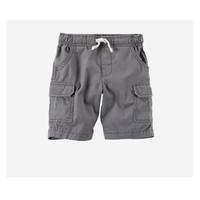 Celana Pendek Anak Laki-Laki Saku Cargo usia 6-14 Tahun
