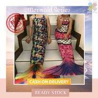 Baju Renang Putri Duyung Kostum Mermaid Anak Made in Indonesia