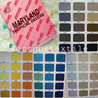 bahan kain maryland tropical bahan seragam kain polos
