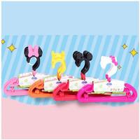 Gantungan Baju Anak Disney Mickey Minnie Hello Kitty Pooh Hanger Baby