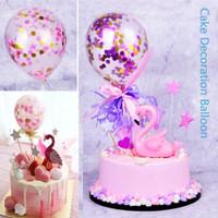 Balon Dekorasi Pesta Ulang Tahun Topper Kue Ulang Tahun
