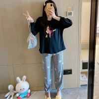 Piyama 465 Import Baju Tidur Panjang Anak Perempuan Remaja Wanita