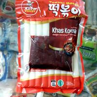 Kue beras Korea tteokbokki topoki 200 gr