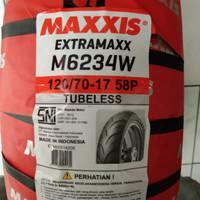 MAXXIS 120/70-17 6234 EXTRAMAXX BAN VELG RING 17