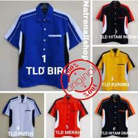 Kemeja Seragam Kerja Promosi Hotel Bengkel DLL Model TLD