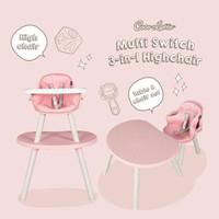 High Chair Cocolatte Multi Switch 2in1 / Kursi Makan / Meja Belajar