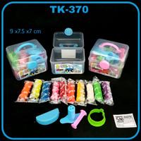 SOS Playdough TK-370 / Lilin Plastisin / Mainan Anak / Playdough Clay