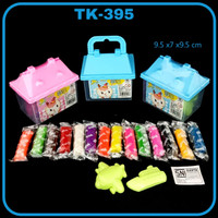 SOS Playdough TK-395 / Lilin Plastisin / Mainan Anak / Playdough Clay