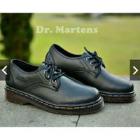 Sepatu Boots Dr.Martens Docmart low boots murah maroon black brown cas