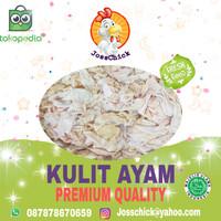 Kulit Ayam / Chicken Skin Fresh frozen