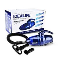 Idealife Vacuum Cleaner IL-130 Bisa Untuk Blower Kucing & Anjing IL130