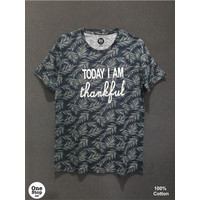 Kaos All Over Print 100% Cotton / T-Shirt Premium